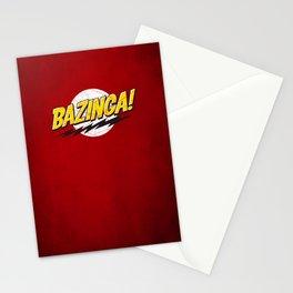 Bazinga Flash Stationery Cards