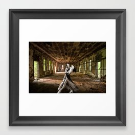 Love Eternal Framed Art Print