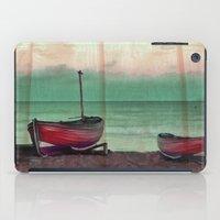 sailboat iPad Cases featuring Sailboat by Regan's World