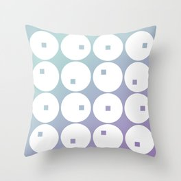 Well Rounded Throw Pillow
