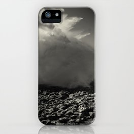 .... suddenly iPhone Case