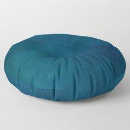 Blue-Gray Velvet Floor Pillow