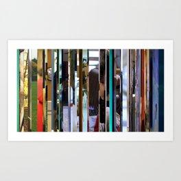 Elephant (2003) Art Print