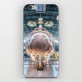 Shuttle iPhone Skin