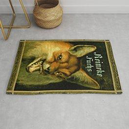 Reynard the Fox Rug