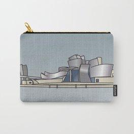 Guggenheim Museum of Bilbao Carry-All Pouch