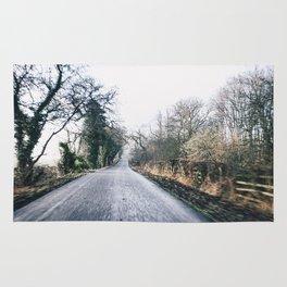 exploring Derbyshire Rug