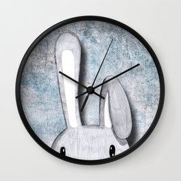 Rabbit question: Dimension Wall Clock