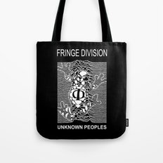 Fringe Division Tote Bag