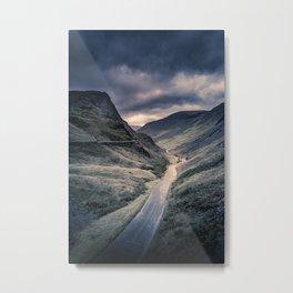 Honister Pass Metal Print