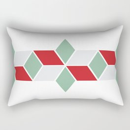 Winter Sweater Rectangular Pillow