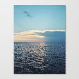 stretch across Canvas Print