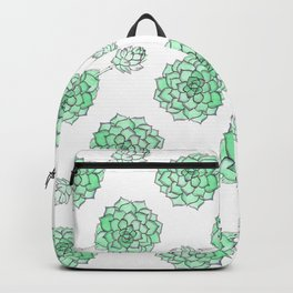 PATTERN II Succulent Life Backpack
