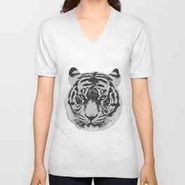 Tigerhead Unisex V-Neck