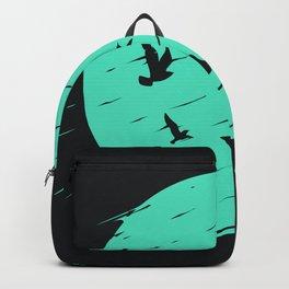 Birds of Moon Backpack