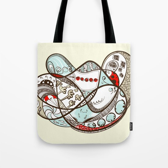 Like Molasses Tote Bag
