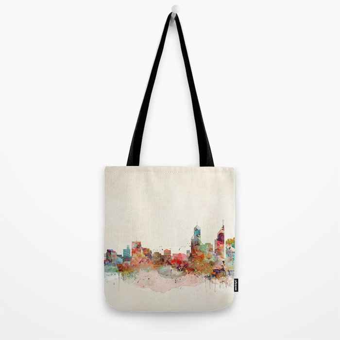 perth australia Tote Bag