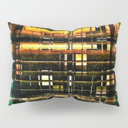 BURNING HOUSE Pillow Sham