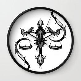 Signs of the Zodiac - Libra Wall Clock