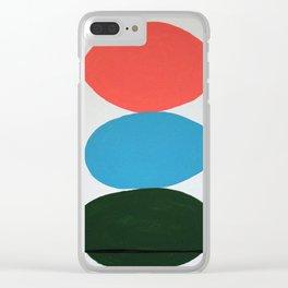 BALANCE Clear iPhone Case