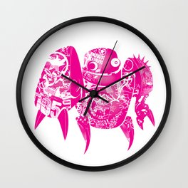 minima - slowbot 005 Wall Clock