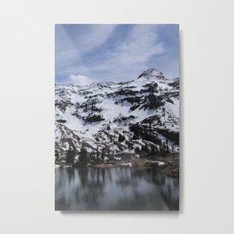 Lake Florence Metal Print