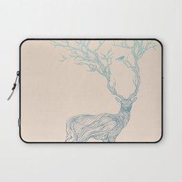 Blue Deer Laptop Sleeve