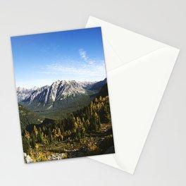 North Cascades, Washington State Stationery Cards