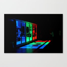 pick a door Canvas Print