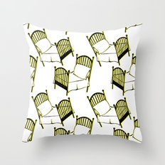 beds Throw Pillow