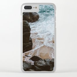 Pedregal, Mexico VI Clear iPhone Case