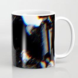Playboi Carti - Die Lit (Split Color Glitch Effect) Coffee Mug