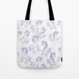 Unicorn Sparkles Tote Bag