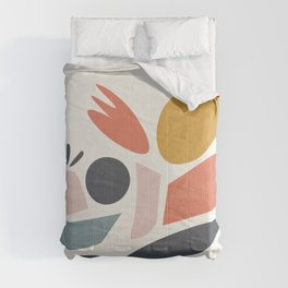 Colourful Desert Comforters