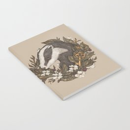 Badger Notebook