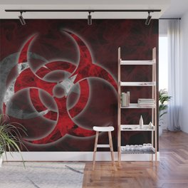 Biohazard Turkey, Biohazard from Turkey, Turkey Quarantine Wall Mural