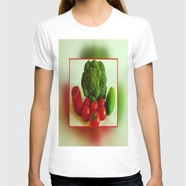 Fresh Vegetables T-shirt