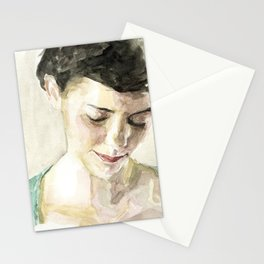 Amelie Poulain  Stationery Cards