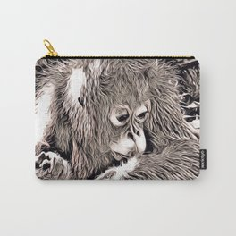 Rustic Style - Orang Baby Carry-All Pouch