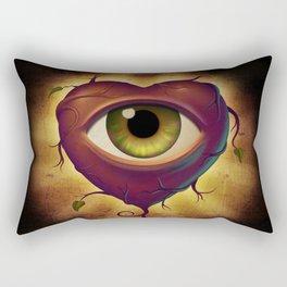 EyeHeart Rectangular Pillow
