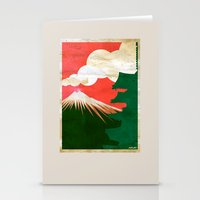 japan Stationery Cards featuring japan by barmalisiRTB