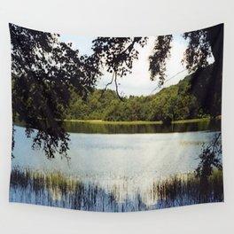 Gormire Lake SLR Photo Wall Tapestry