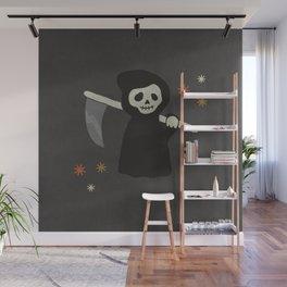 Halloween Grim Reaper  Wall Mural