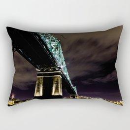 Montreal Under bridge Rectangular Pillow