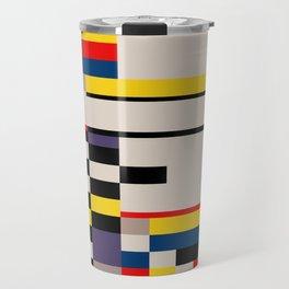 Asymmetry Travel Mug