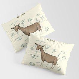 Anatomy of a Goat Pillow Sham