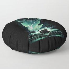 Magic friends Floor Pillow