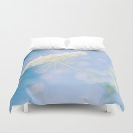 Dreamy Queen Annes Lace Duvet Cover