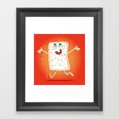 I'm Delicious! Framed Art Print