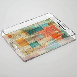 MidMod Art 5.0 Mirror Graffiti Acrylic Tray